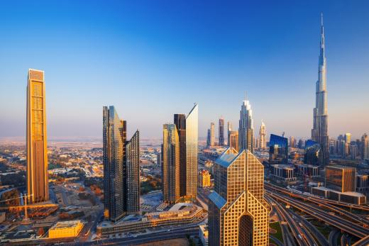 Dubai is the most attractive destination to invest in property