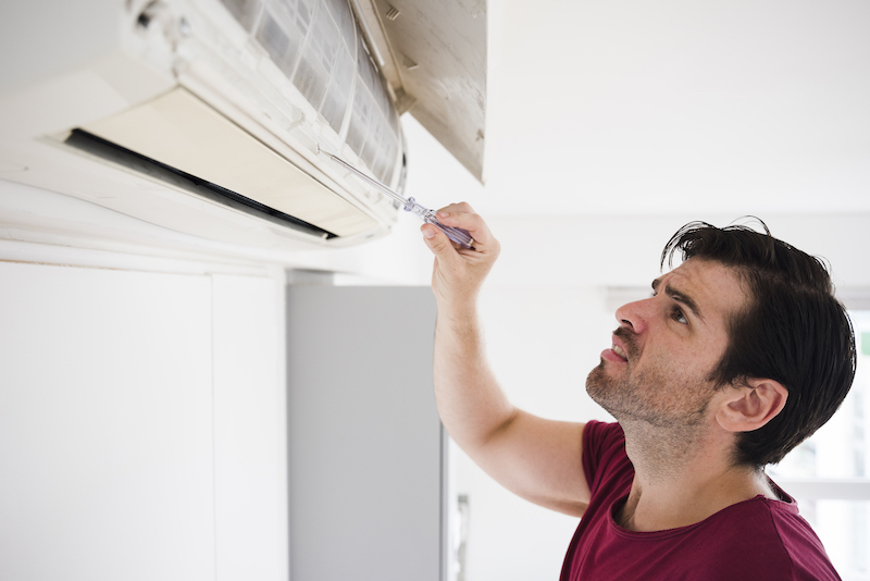 Why cleaning up those AC ducts is important